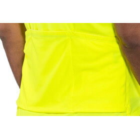 Bontrager Velocis Cycling SS Jersey Men Radioactive Yellow